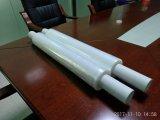 De Materiële Film van de Rek van de Kern van het Lange Document LLDPE Speciale Witte voor Pallet die uit inpakken