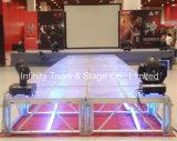 Scène avec Clear Plexiglas pour Fashion Show Runway