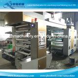 Высокая скорость рулона в рулон крафт-бумаги Flexo печатной машины