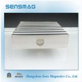 Специализированные производства постоянный неодимовый магнит с одним отверстием