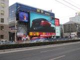 Im Freien örtlich festgelegte Installation P4, die LED-Videodarstellung-Bildschirm bekanntmacht