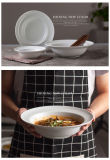 "5.5 "" taça de sopa bone china Taça de salada Stock"
