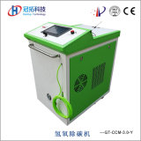 Limpeza profissional do motor das soluções limpas do carbono de Hho