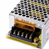 Aluminiumfall Ms-15W IP20 12V 1.25A 15W CCTV-Stromversorgung
