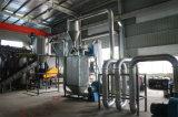 Plastica usata della bottiglia della bevanda dell'animale domestico che ricicla riga fornitori in Cina
