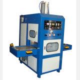 Plastikschweißens-und Ausschnitt-Maschine für Kurbelgehäuse-Belüftung, APET, PETG