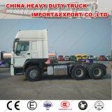 HOWO 6X4 380HP LHD/Rhd Hochleistungstraktor-LKW