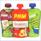 Zak van het Spuiten van het Voedsel van het Drinkwater van de Baby van de douane de Opnieuw te gebruiken Plastic