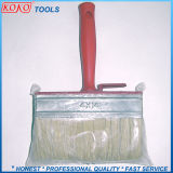 Papel de parede da alavanca de plástico empurrando as escovas de limpeza de teto com fios de PP (07583)