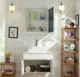 Neue Furnierholz-Lack-moderne Art-weiße Möbel-Badezimmer-Eitelkeit (ACS1-L44)