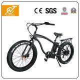 Nouveau modèle 48V 500W Fat bicyclettes électriques pour la vente des pneus