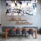 レストランの写真の壁紙のための自己接着ステッカーの壁紙のレストランの壁の壁画