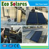 Riscaldatore di acqua solare pressurizzato spaccatura con il collettore solare della lamina piana