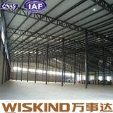 Vor ausgeführte helles Anzeigeinstrument-Stahlkonstruktion für Baumaterialien