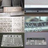 Plancha de acero inoxidable pasador de la fecha de la máquina de marcado DOT