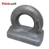 Forged Het Opheffen van het staal de Las van de Plaat bij het Opheffen van Ring