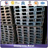 Laminados de acero galvanizado en caliente suave canal U