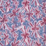 De Britse Vlag die van vrouwen Lange Geweven Sjaal Scaf afdrukken (SW137)