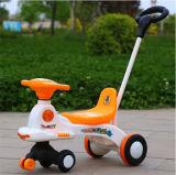 Conduite de roue de lumière de prix usine sur le bébé d'oscillation de véhicule de jouet