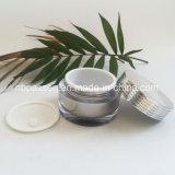 Nuovo vaso crema acrilico di arrivo 50g per l'imballaggio di Skincare (PPC-NEW-129)