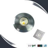 6W 지하 LED 가벼운 IP66 의 LED 갑판 빛, LED 지상 빛