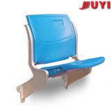 Blm заводская цена-4162 пластиковые Легкая складная открытый возлежащий оранжевый Ковшеобразные кресла для отдыха стадиона