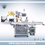 Machine à étiquettes de collant d'usine de Skilt d'étiqueteur automatique de fiole