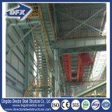 الصين دهن بنية فولاذ ضوء يصنع [كلد رووم] مستودع بناية