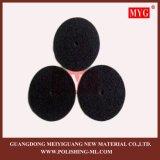 Mini-Size não tecidos da roda de polimento