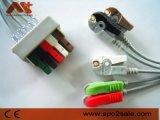 Datex PRO1000 545318 latiguillos de ECG de 5