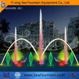 Светодиодный индикатор на открытом воздухе с плавающей запятой с подсветкой фонтан Танцующий фонтан мультимедийной системы