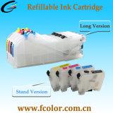 LC110 isqueiros de cartucho de tinta Brother DCP-J152n Printer