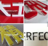 D'usine machine chaude de logo de gravure de laser de machine de coupeur de gravure de laser de CO2 de vente directement pour le vêtement/textile en cuir