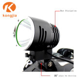 LEDキャンプのヘッドランプのアルミ合金の自転車緊急LEDのヘッドライト