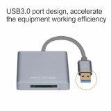 Высокоскоростной USB3.0 устройство чтения карт памяти 500 МБ/с USB 3.0 для устройства чтения карт памяти Xqd