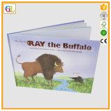 중국에 있는 공급자를 인쇄하는 아이들 두꺼운 표지의 책 책