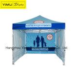 3*3m schioccano in su la tenda del baldacchino con il marchio su ordinazione
