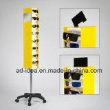Стеллаж для выставки товаров стойки индикации акриловых стекол акриловый с подгонянным логосом