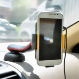 Qi universal de los montajes de coche cargador inalámbrico para Smartphone y iPhone 8 Compatible