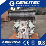 Luft 27HP kühlte den 2 Zylinder-Dieselmotor ab (DE2V1000)