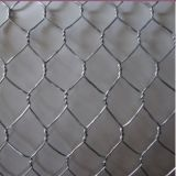 1.0mm PVC販売のための上塗を施してある六角形の金網