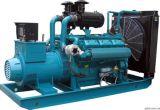 Water-Cooled 4シリンダーYuchaiエンジンが付いている150kw/187.5kVA無声ディーゼル発電機