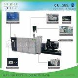 Le plastique PE/PP/PVC/WPC Profil de fenêtre/plafond/mur/carte du panneau de porte/feuilles/ Extrusion du tuyau de décisions de la machinerie