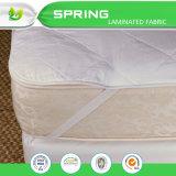 Protector de lujo del colchón de Microfibre suave como abajo calidad del hotel todas las tallas