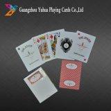 De zwarte Kaarten van het Casino van de Speelkaarten van het Document van de Kern