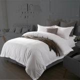 40sホテル(JRC221)のための100%年の綿の明白で白い寝具の製品
