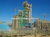 Linha de produção do cimento da estufa giratória da fonte 3000t/D
