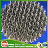 Industrielle Chemikalien-Metallblatt-strukturierte Verpackung für Absorption