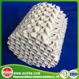 Embalaje estructurado de cerámica como media de la transferencia total