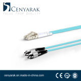 Om3 de 3 metros de cable de fibra óptica multimodo dúplex (50/125) LC a FC